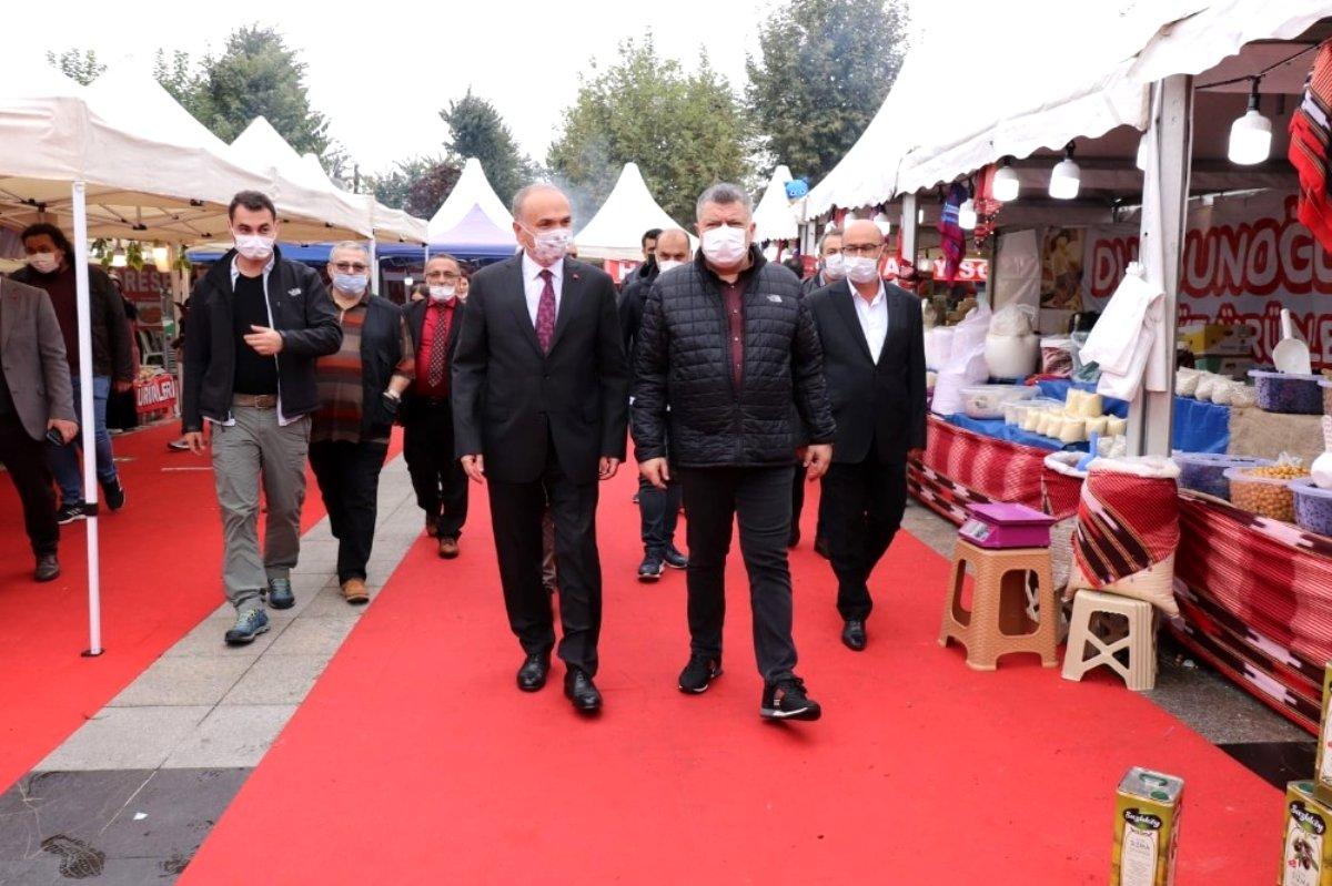 Başkan Özlü Düzcespor'u yine yalnız bırakmadı