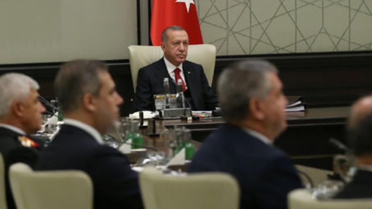 Cumhurbaşkanı Erdoğan'ın değerlendirme toplantısına katılan isimler belli oldu