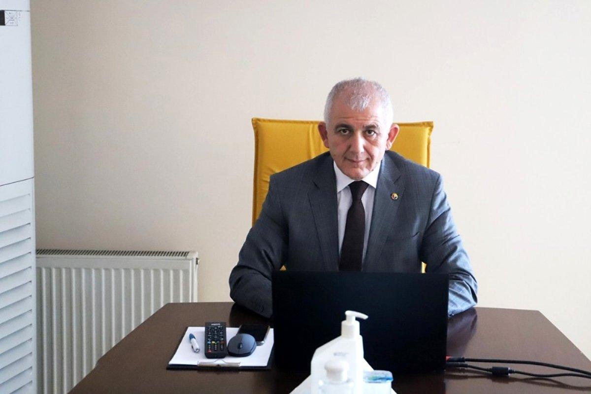 DTSO Başkanı Şahin, üyelerin sorunlarını bakana iletti