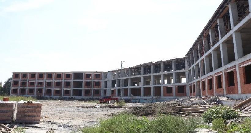 Düzce'nin en büyük eğitim kampüsü olacak