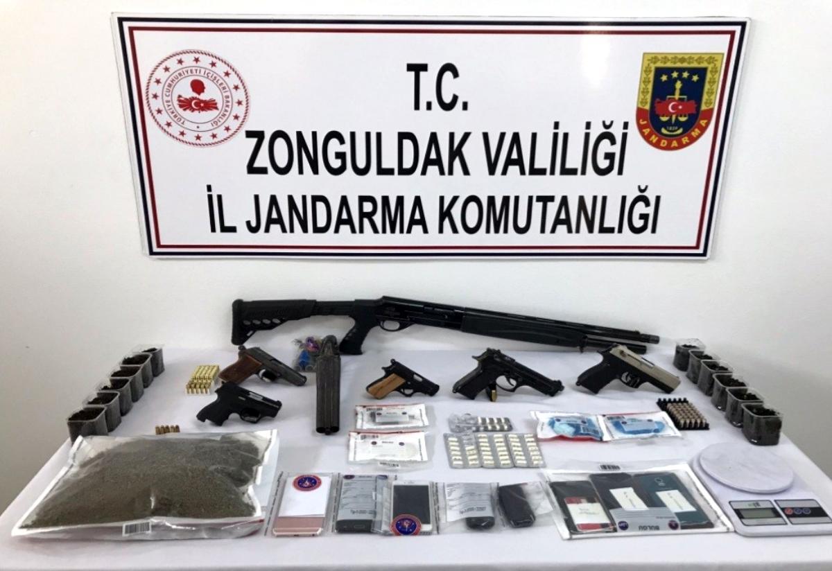 Son dakika haberi | 4 ilde eş zamanlı yapılan uyuşturucu operasyonunda 10 zanlı tutuklandı