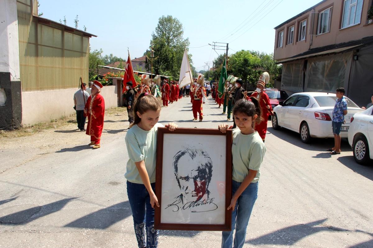 Son dakika haberi: Atatürk'ün Selamlara gelişinin 87.yılı anıldı