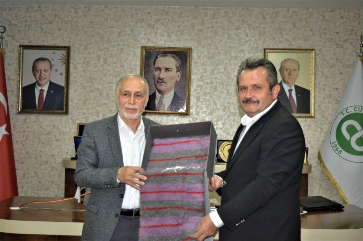 Son dakika haberleri: Cebeci'den Koloğlu'na ziyaret